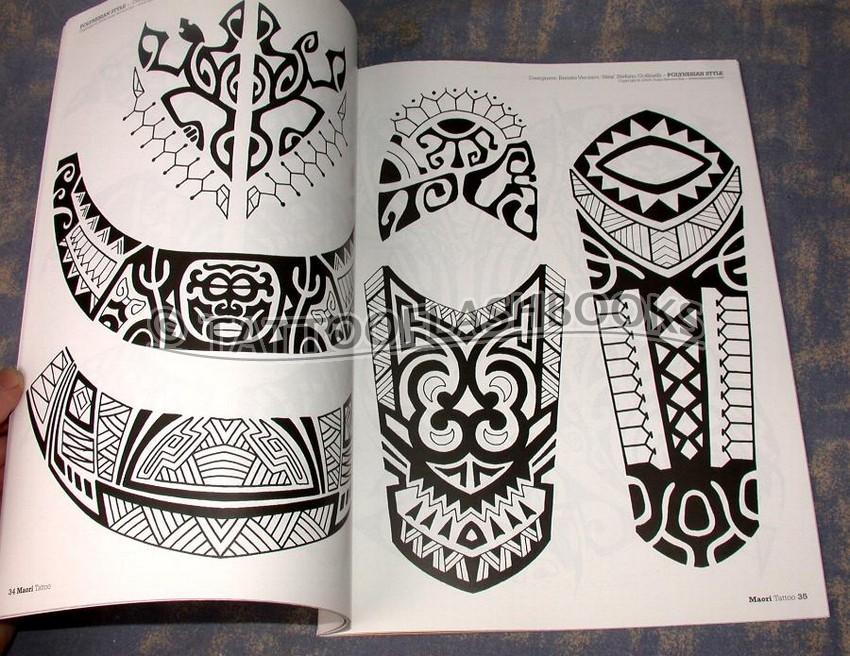 Tattoo Flash Maori: Tattoo: Maori (Polynesian