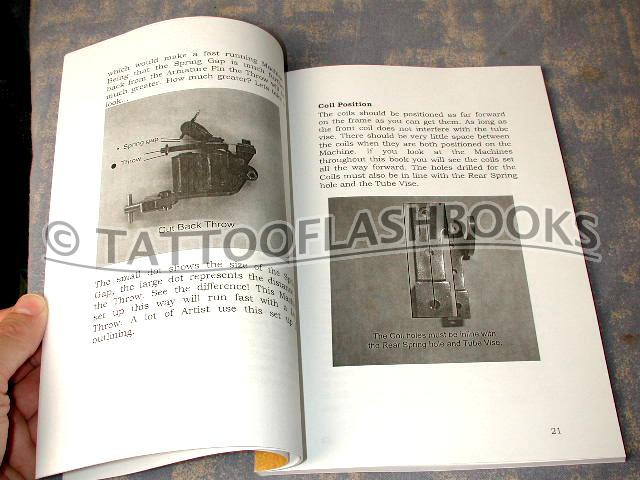tattooflashbooks.com - Erick Alayon - Secrets of Tattooing