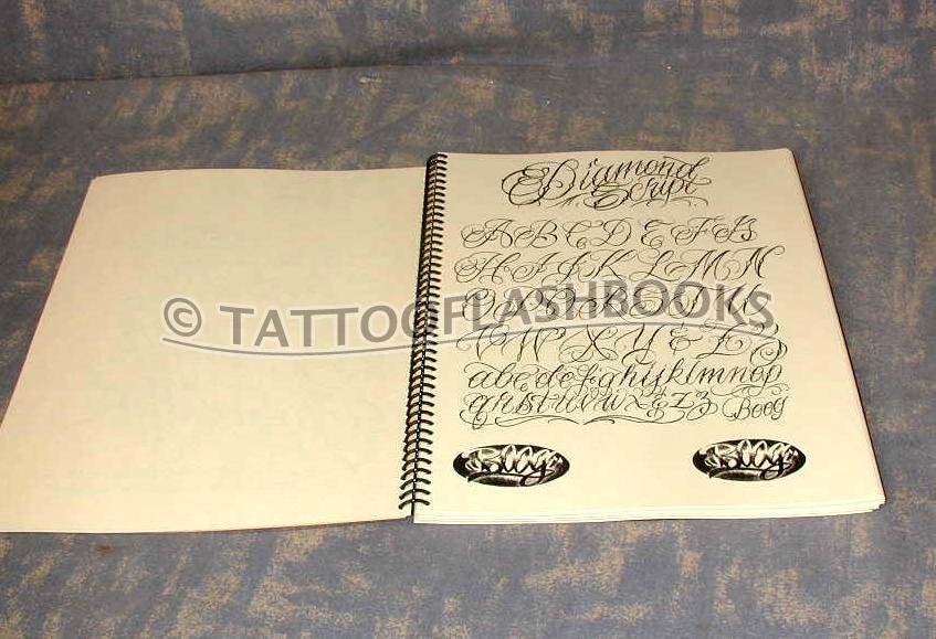 Boog Lettering Book