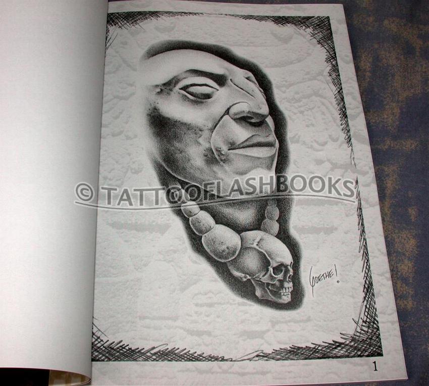 tattooflashbooks.com - Goethe - Ten Years of Flash (10 Anos de Flash ...