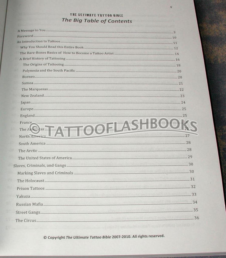 The Ultimate Tattoo Bible: Learn How To Tattoo - eBay (item 150540250793 end