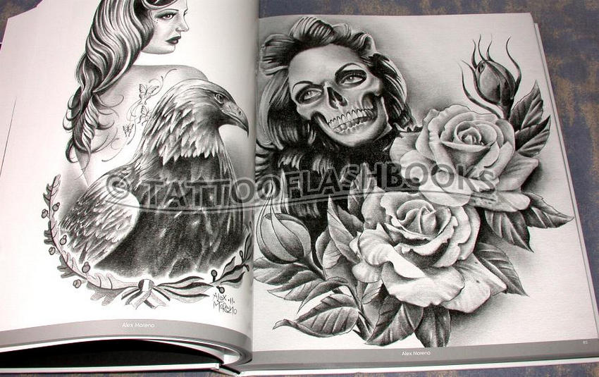 ... Art Collection: Tattoo-Inspired Chicano, Maya, Aztec and Mexican