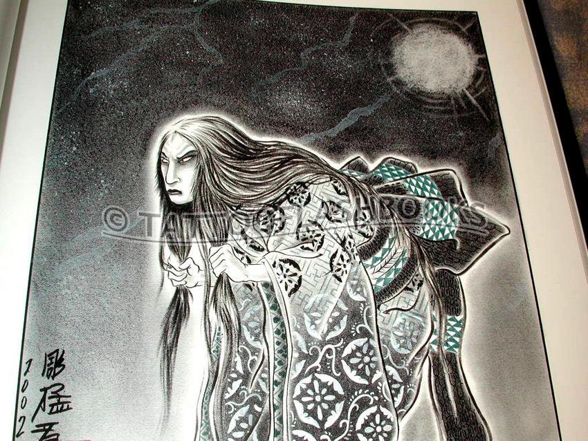 100 Japanische Tattoo-Motive von Horimouja. by Horimouja a.k.a. Jack Mosher