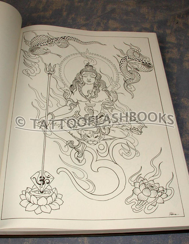 tas jondix rinzing 1000 oriental tattoo designs volume 2. Black Bedroom Furniture Sets. Home Design Ideas