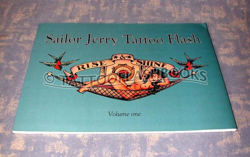 Sailor Jerry Book