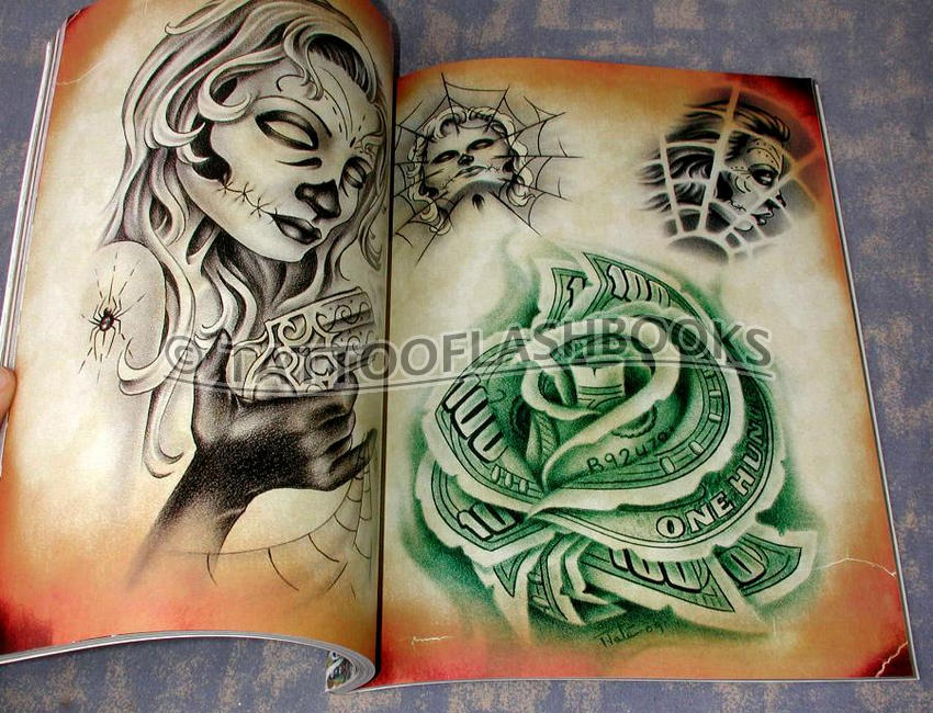 tattooflashbooks.com - Superior - Tattoo Bible: Book Two