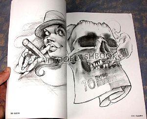 New School Tattoo Design Collection Volume