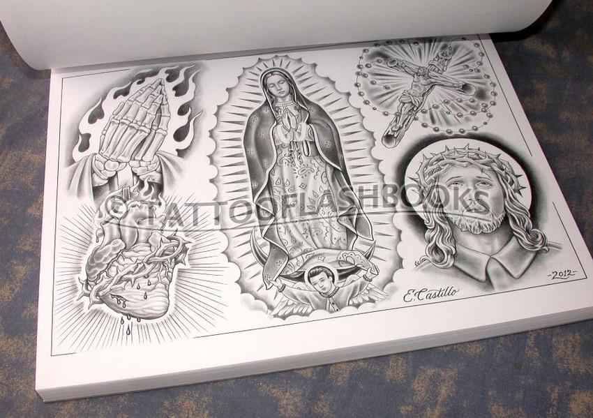 Tato Art Styles: Tattooflashbooks.com