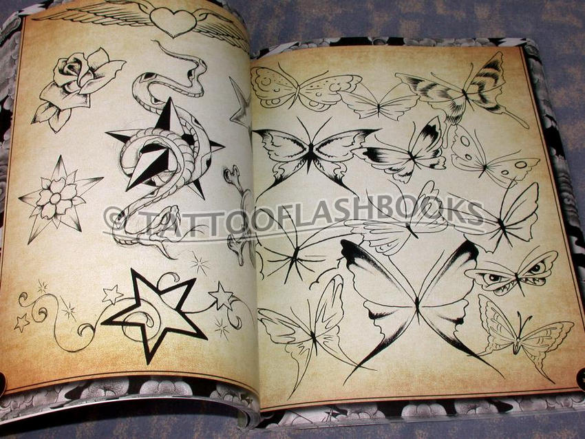 Tattoo Sketchbook Jim Watson